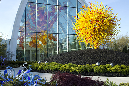Chihuly Garden & Glass Package