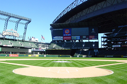 Seattle Mariners v. San Diego Padres